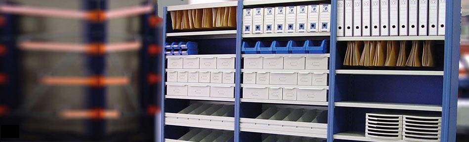 Furore estanter as met licas en barcelona estanter as for Carpetas para oficina